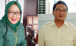 Ade Munawaroh Yanmar - Iwan Setiawan