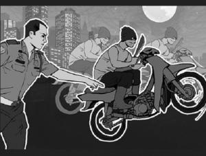 Berita terbaru, berita terkini, berita hari ini, begal motor Sukabumi