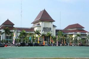 LUAS : Pusat Pemerintahan Kabupaten Bekasi berada di Cikarang Pusat. Sementara dengan wilayah Kabupaten Bekasi yang dianggap luas, memunculkan ketimpangan sosial dan pembangunan daerah. ILUSTRASI/RADAR BEKASI