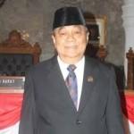 Ketua DPRD Kota Sukabumi Muslikh Abdussyukur