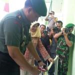 Kolonel Inf Fulad Resmikan SMK Sukabumi