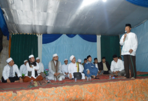 Kolonel Inf Fulad di Pondok Pesantren Al-Minhaj Islamic Boarding School (Pondok Pesantren Al-Minhaj AL-Islamy)
