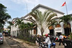 DILINDUNGI: Bangunan Stasiun Bogor, salah satu cagar budaya yang dilindungi dan dilestarikan. Bangunan ini akan dipasangi plang peringatan bersama BCB lainnya.
