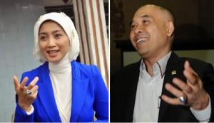 Heri Gunawan (HG) dan Desy Ratnasari