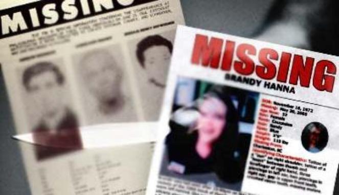 Ilustrasi orang hilang