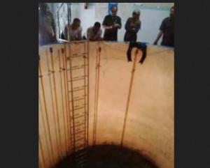 DPRD Kuningan sidak pipa air seberar gadjah