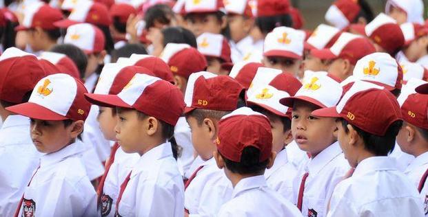 Siswa SD di Purwakarta (ilustrasi)./Foto: Istimewa
