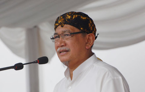 Wakil Gubernur Jawa Barat, Deddy Mizwar