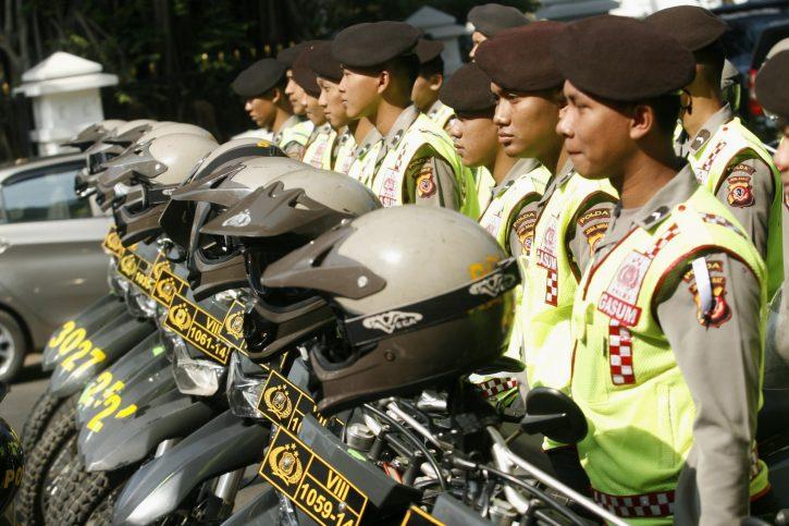 Sekitar 2000 personel gabungan dari Jajaran Polres Bandung, Brimob dan Sabhara Polda Jabar akan dikerahkan untuk pengamanan proses Pilkada yang rencananya digelar pada 9 Desember 2015 nanti.