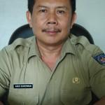 Kepala Dinas Perindustrian dan Perdagangan Depok, Agus Suherman