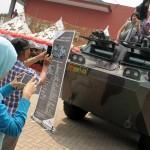 4 Kendaraan Tempur Bakal Dikerahkan di Bekasi saat Pemungutan Suara
