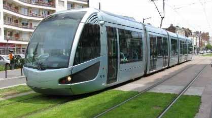 Ilustrasi LRT.