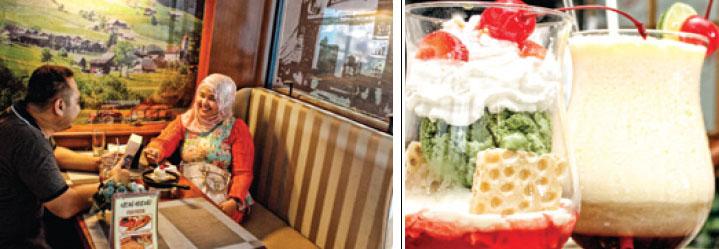 Makan Malam Ala Kota Paris Di Bogor Pojok Jabar