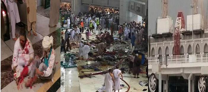 Tragedi Masjidil Haram.