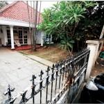 SEPI: Inilah Kantor Puskesmas Kemirimuka, Beji, tempat dimana Budi bertugas sebagai petugas kesehatan keliling.