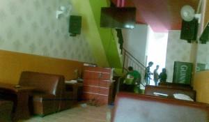Room Karaoke Nada Lestari milik Gunawan Hasan