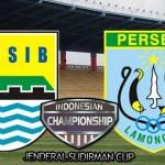Persib vs Persela Lamongan di Piala Jenderal Sudirman.