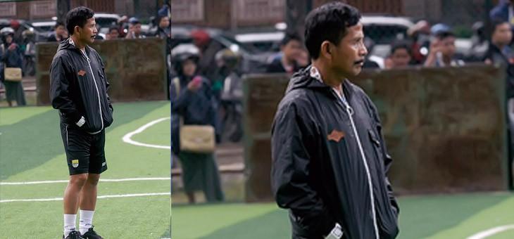 Pelatih Persib Bandung, Djajang Nurjaman