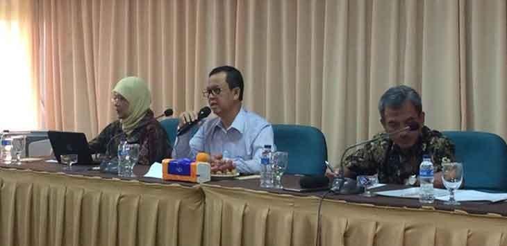 Foto : ist KOORDINASI: Walikota Sukabumi, M Muraz saat memimpin rapat koordinasi rencana Aksi Daerah Pangan dan Gizi (ADPG) Kota Sukabumi tahun 2015.