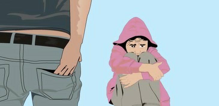 seorang pria di Garut mencabuli remaja  sebanyak empat kali (ilustrasi)