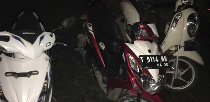 Pencurian Sepeda Motor yang Gagal (ilustrasi