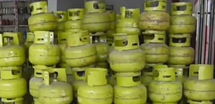 Industri dilarang gunakan gas bersubsidi 3 kilogram (ilustrasi)