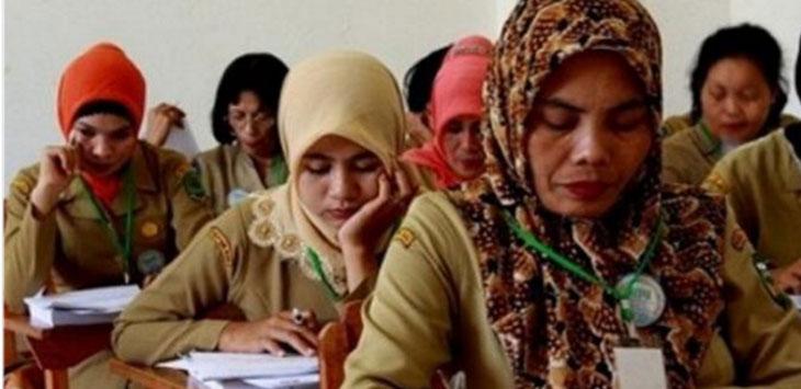 Kabupaten Garut membutuhkan ribuan guru (ilustrasi)