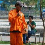 Petugas kebersihan di kabupaten bandung barat (ilustrasi)