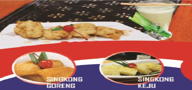 The Margo Hotel Depok menawarkan beragam menu sajian khas Thailand