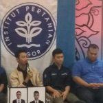 BEM IPB berikan keterangan terkait aksi di Istana pekan lalu.