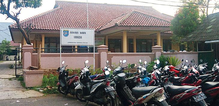 DISOAL: Puskesmas Kedaung yang terletak di Komplek Bappenas, Kelurahan Kedaung, Sawangan. Ade/Radar Depok