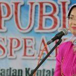 Ketua Tim Penggerak PKK Kabupaten Purwakarta Anne Ratna Mustika./Foto: Ade