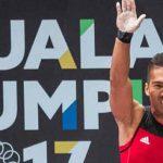 Atlet Angkat Besi Kabupaten Bekasi Ini Jalani Pelatnas