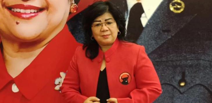 Sekertaris DPC PDI Perjuangan Kota Bogor Atty Somaddikarya./Foto: Dokumen Atty Somaddikarya