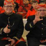 Dadang Iskandar Danubrata dan Sugeng Teguh Santoso. Nelvi/Radar Bogor