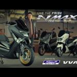 Iklan TV NMAX 155 Model 2018. (FOTO : Yamaha Bogor)