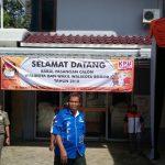 Kantor KPU Kota Bogor./Foto: Adi