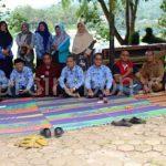 Pengurus PGM Kabupaten Kuningan tengah membahas persiapan tuan rumah Poseni Jawa Barat. FOTO:AGUS PANTHER/RADAR KUNINGAN