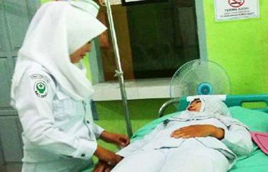 MINIM PEGAWAI PNS: Dari 800 pegawai di RSUD Kota Bogor, 770 pegawainya adalah non-PNS. Net