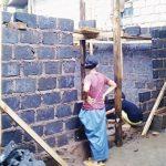 BANTUAN: Renovasi rumah tidak layak huni (rutilahu) di Desa Warung Menteng, Kecamatan Cijeruk. Ist