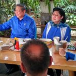 Dua De-Em Bersama SBY./Foto: Ade Joe