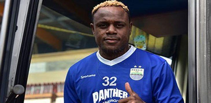 Victor Igbonefo. (Persib.co.id)