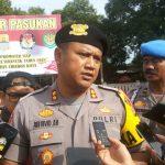 Kapolres Cirebon Kota, AKBP Adi Vivid AB/Foto: Alwi.