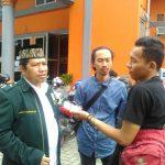 Ketua Dewan Pimpinan Cabang (DPC) Partai Bulan Bintang (PBB) Solahuddin