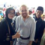 Grup Band Islami Debu./Foto: Unang