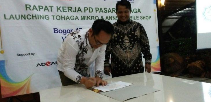 Tohaga akhirnya meluncurkan secara resmi unit usaha barunya di penghujung Januari 2018 yang dinamai