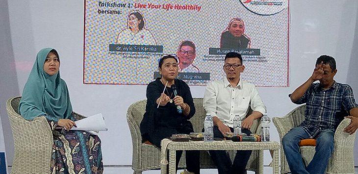 -- Generasi muda di Bogor harus sigap menyikapi, mengenal, mengatasi, dan menanggapi permasalahan ancaman HIV/AIDS.
