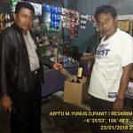Miras oplosan diringkus Polsek Boor Timur./Foto: Polsek Bogor Timur