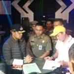 Walikota Bogor, Bima Arya, akhirnya benar-benar tak main-main. Bersama Dadim Kota Bogor Letkol Arm Dodi Suhardiman dan Satpol PP langsung menggeruduk Lipss dan X One