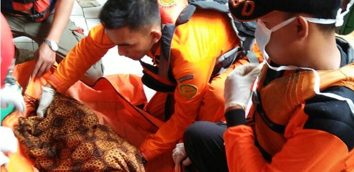 BPDP evakuasi korban./Foto: BPDP